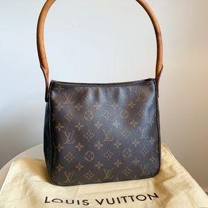 Louis Vuitton Looping MM bag + dustbag
